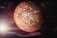 Tiết lộ bất ngờ về Hỏa tinh
