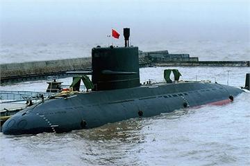 Tàu ngầm triệu USD được rao trên Shopee