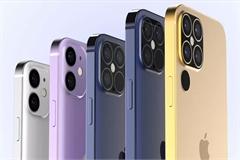 iPhone 12 không có màn hình 120 Hz?