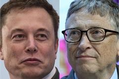 Elon Musk chê Bill Gates 'không biết gì' về xe điện