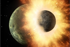 Nghiên cứu có khả năng làm sáng tỏ nguồn gốc Mặt Trăng