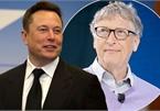 Vì sao Elon Musk giàu hơn Bill Gates?