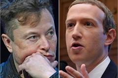 Mối thù giữa Elon Musk và Mark Zuckerberg