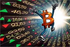 Bitcoin lại sắp chạm 38.000 USD