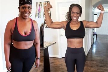 3 nguyên tắc giúp người phụ nữ ở Mỹ giảm 55 kg