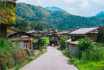 Vẻ đẹp ngôi làng ở Nhật Bản - nơi bộ truyện Doraemon ra đời