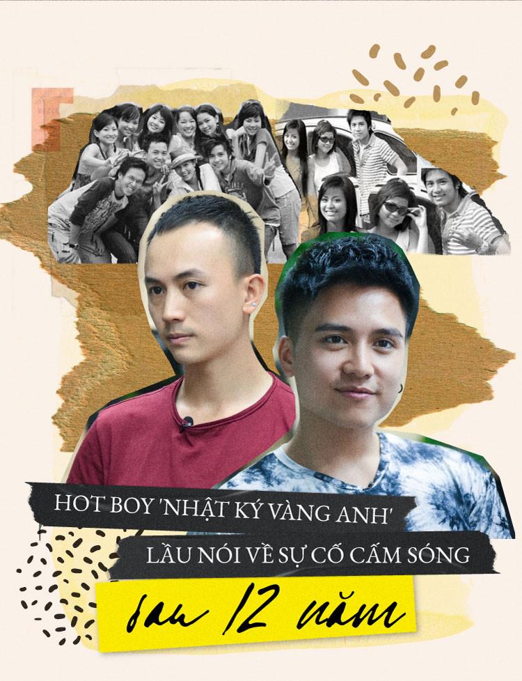 Hot boy 'Nhat ky Vang Anh' lan dau noi ve su co cam song sau 12 nam hinh anh 1