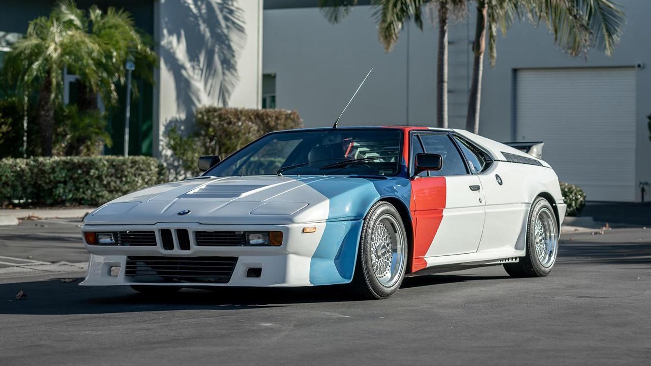 BMW M1 cua Paul Walker anh 1