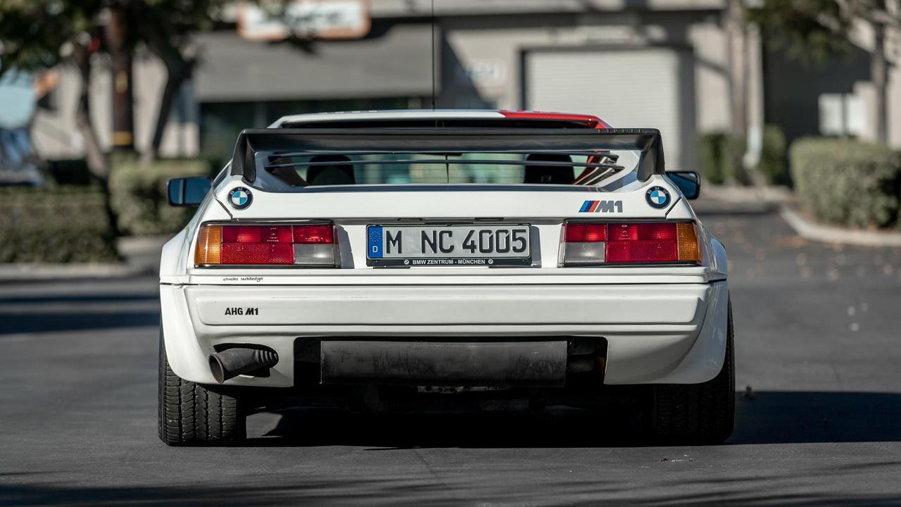 BMW M1 cua Paul Walker anh 5