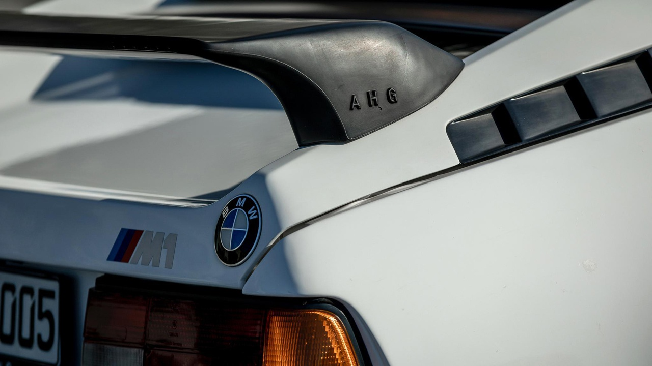BMW M1 cua Paul Walker anh 8