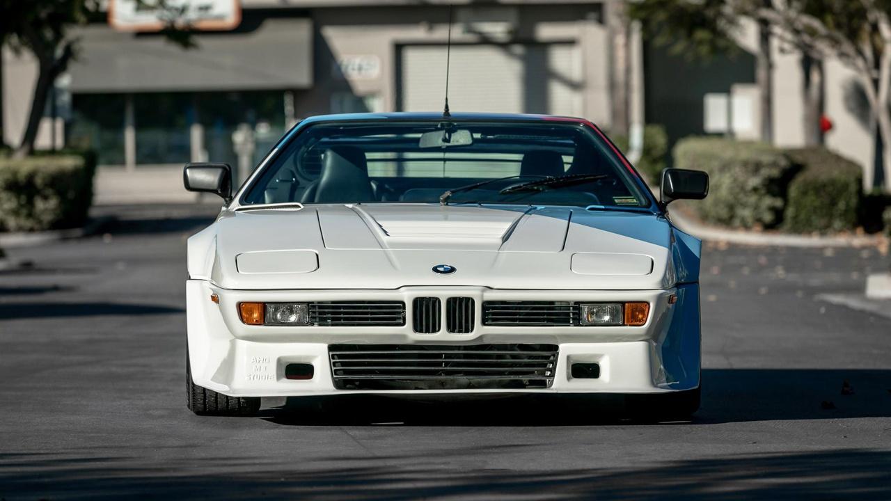 BMW M1 cua Paul Walker anh 4