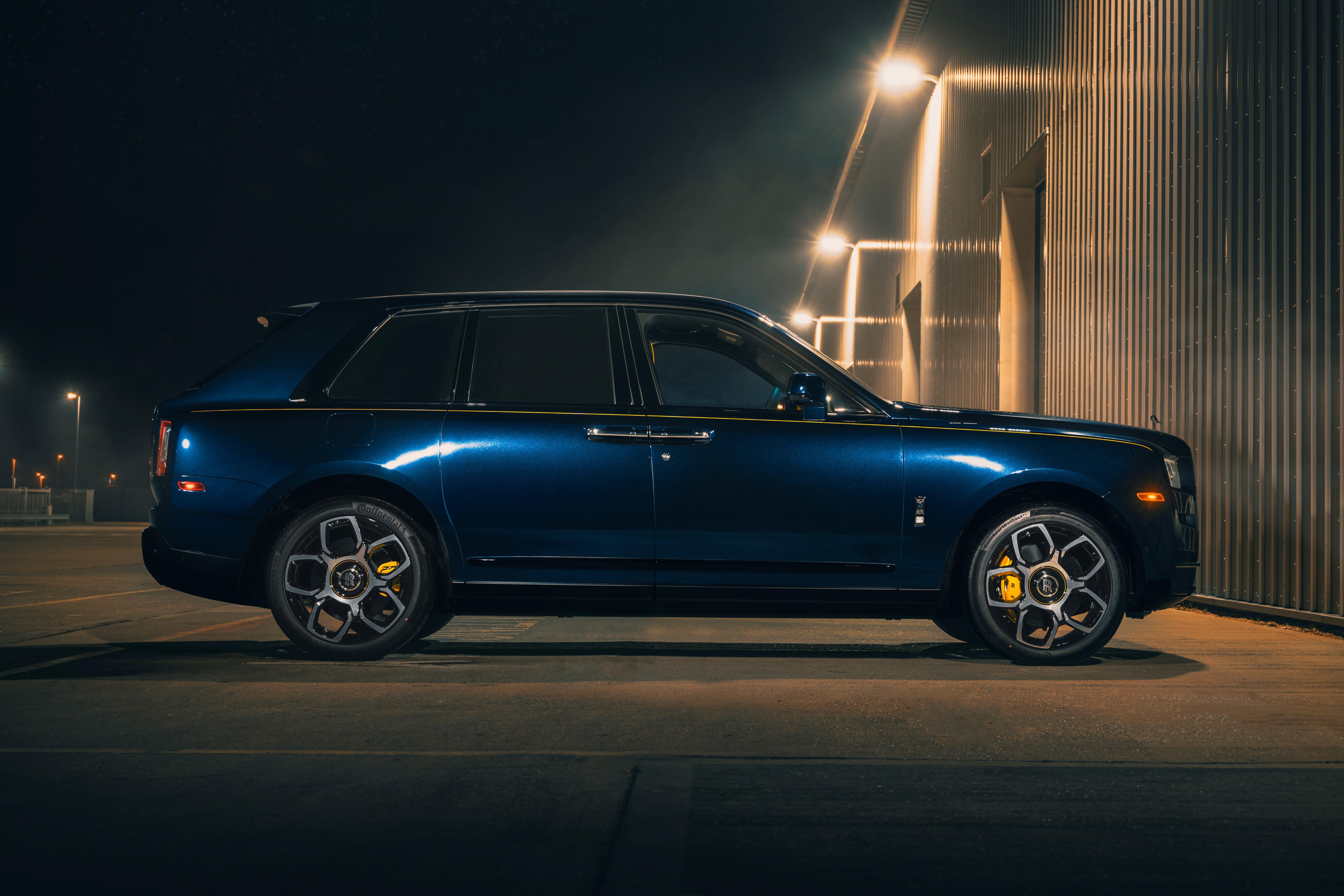 Rolls-Royce Cullinan anh 2