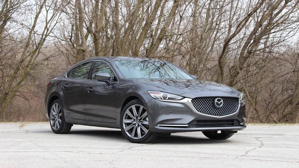 Mazda se ngung ban Mazda6 anh 1