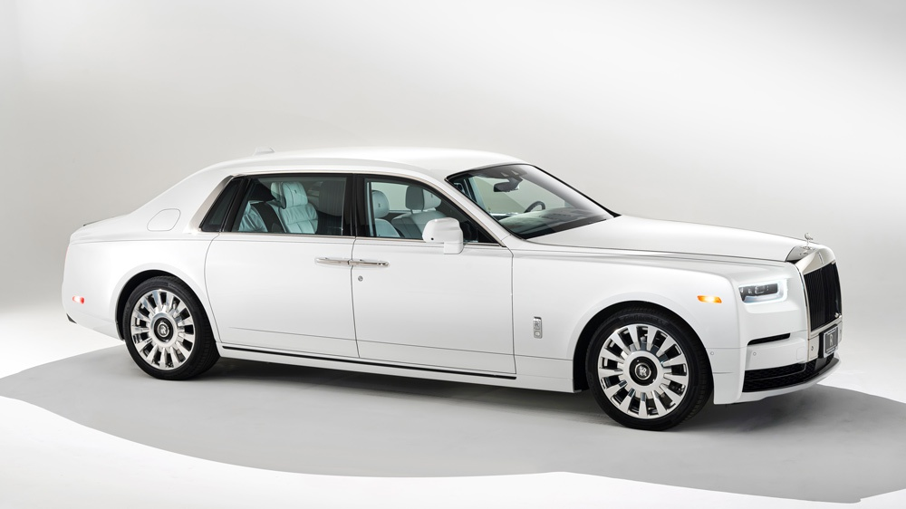 ban dac biet Rolls-Royce Phantom Tempus anh 2