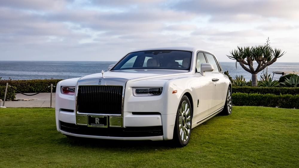 ban dac biet Rolls-Royce Phantom Tempus anh 1