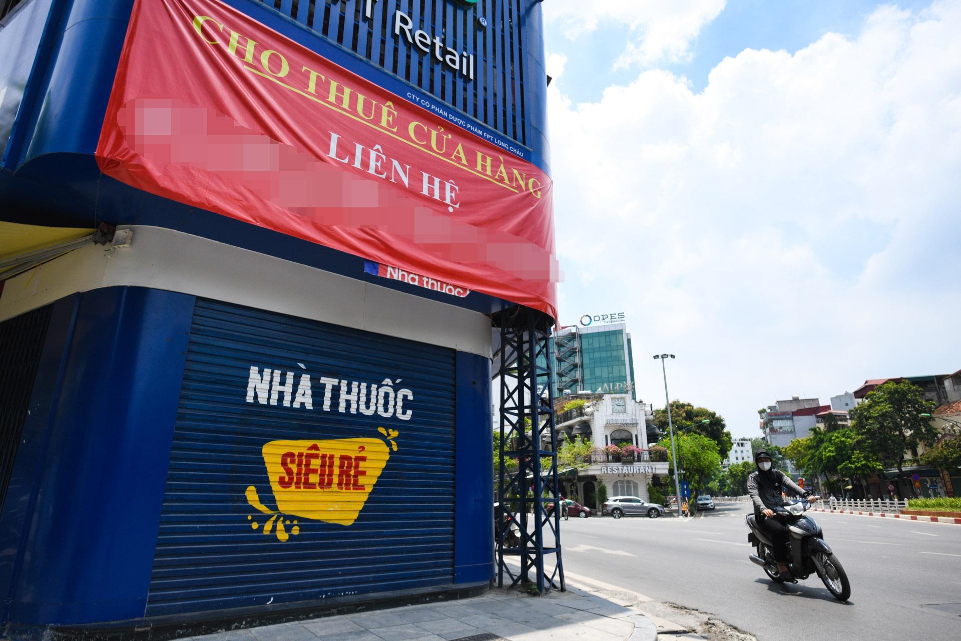 Cho thue nha Ha Noi, mat bang pho co anh 2