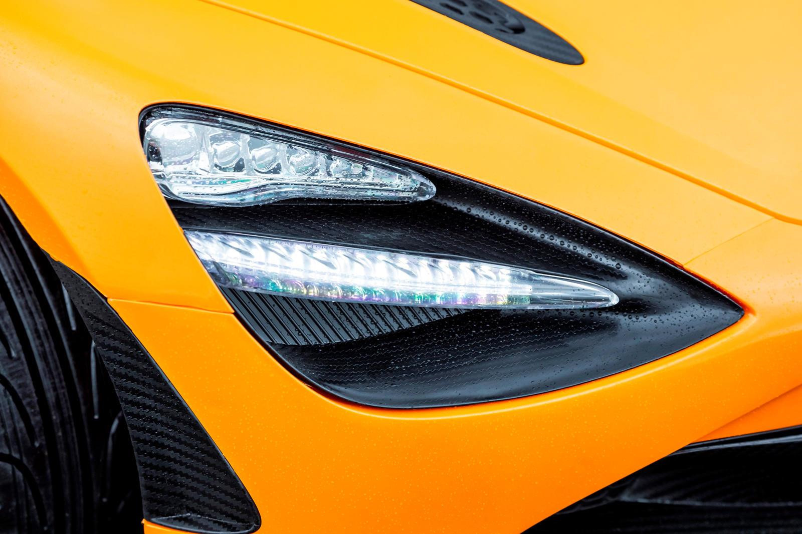 McLaren 720S phien ban mini danh cho tre em, gia 8.000 USD hinh anh 3