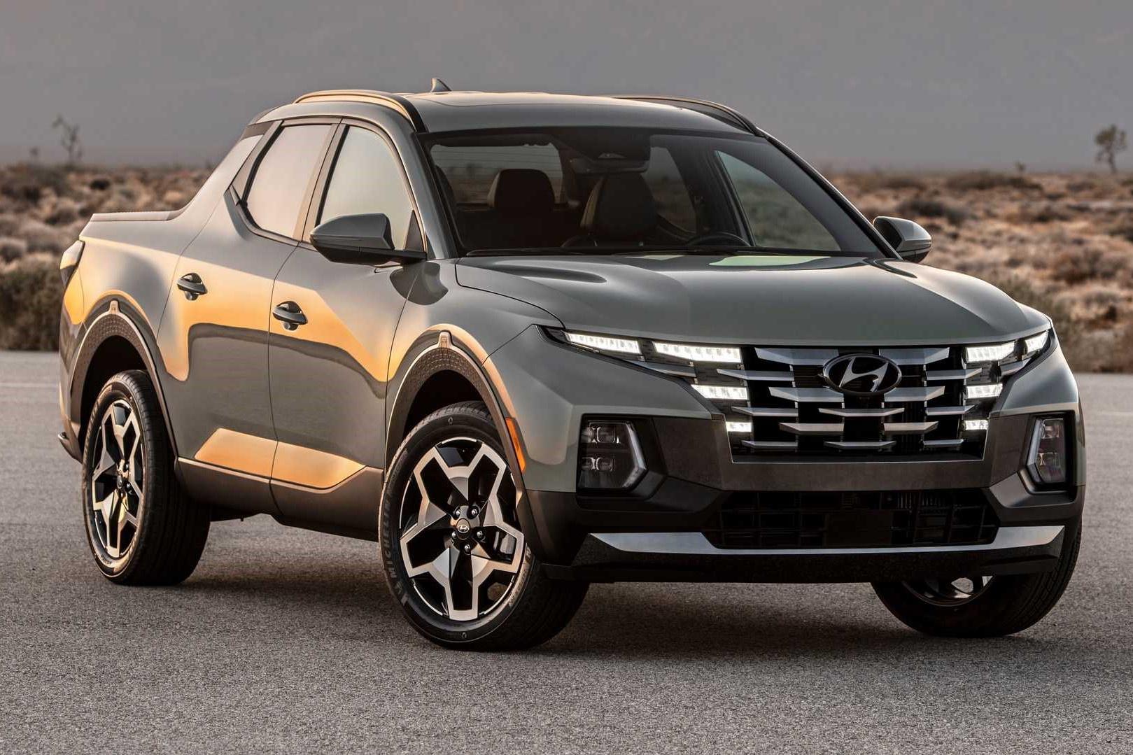 Hyundai Santa Cruz co gia khoi diem thap hon Ford Ranger anh 1