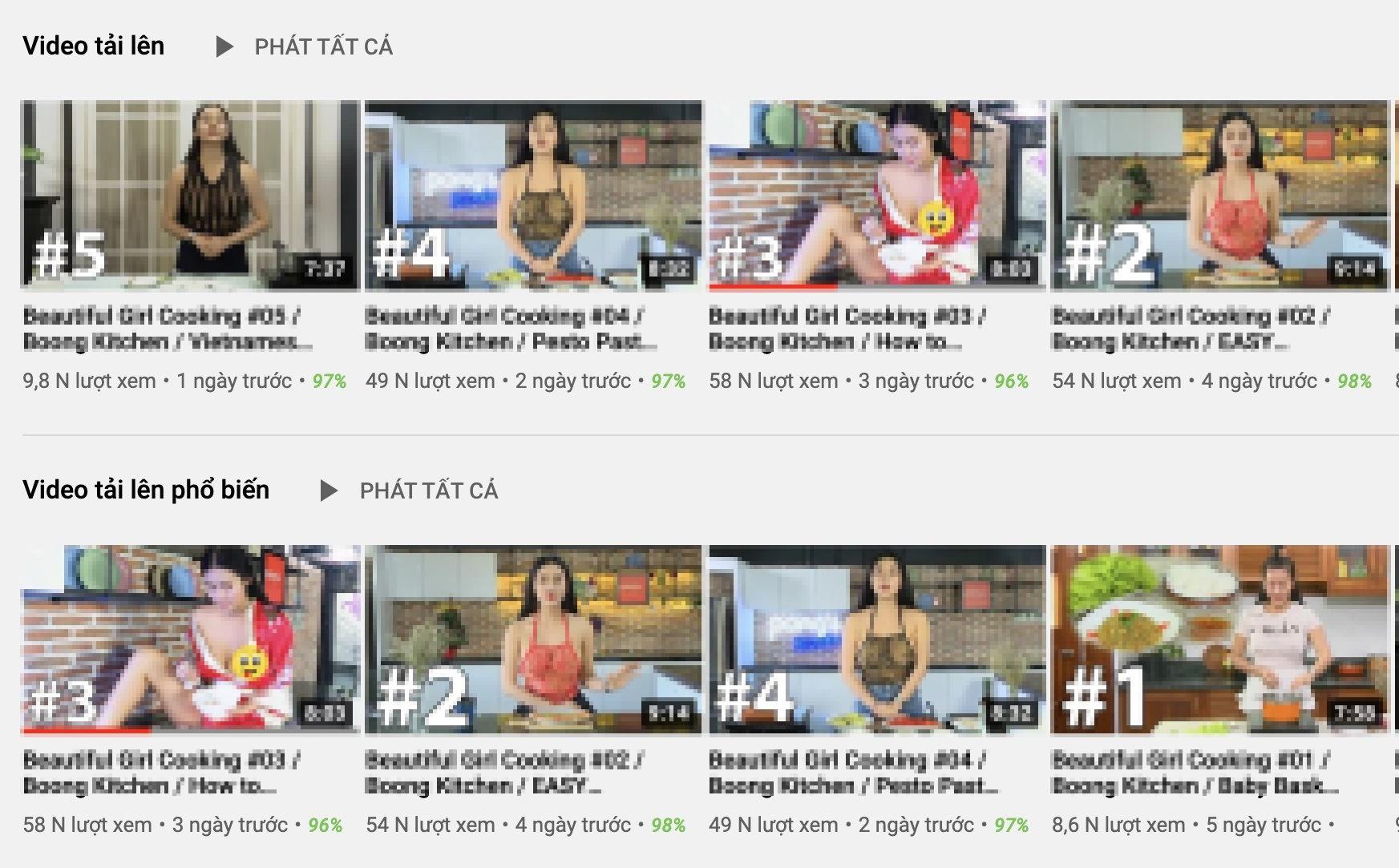YouTube Single mom anh 3