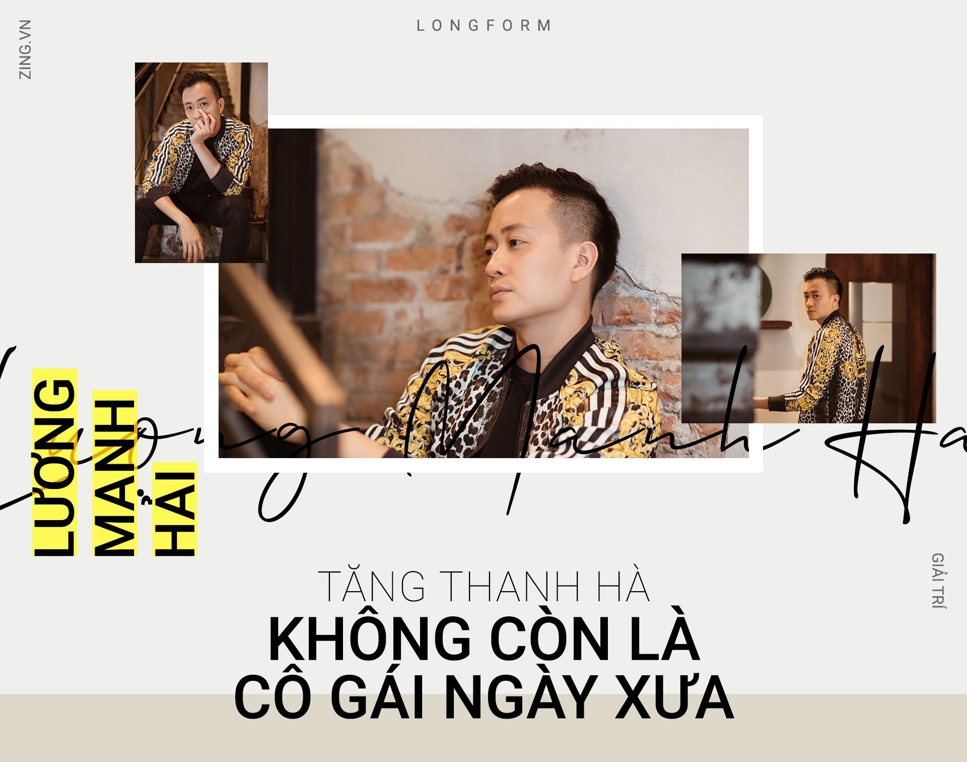 Luong Manh Hai: 'Tang Thanh Ha khong con nhu xua' hinh anh 2