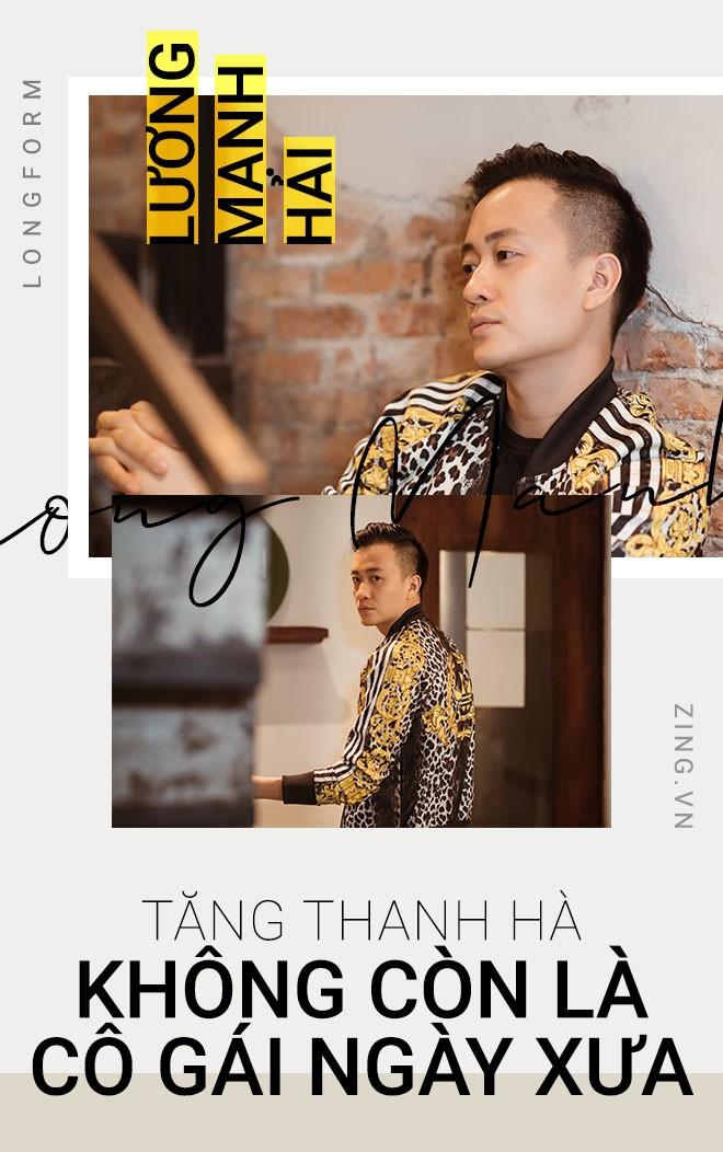 Luong Manh Hai: 'Tang Thanh Ha khong con nhu xua' hinh anh 1