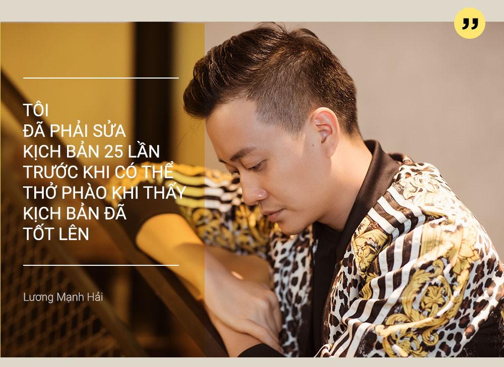 Luong Manh Hai: 'Tang Thanh Ha khong con nhu xua' hinh anh 5
