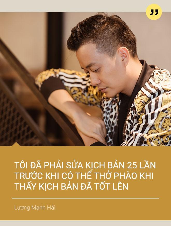 Luong Manh Hai: 'Tang Thanh Ha khong con nhu xua' hinh anh 4