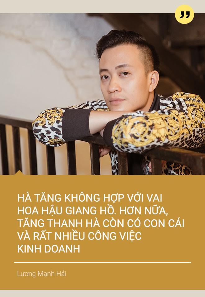 Luong Manh Hai: 'Tang Thanh Ha khong con nhu xua' hinh anh 13