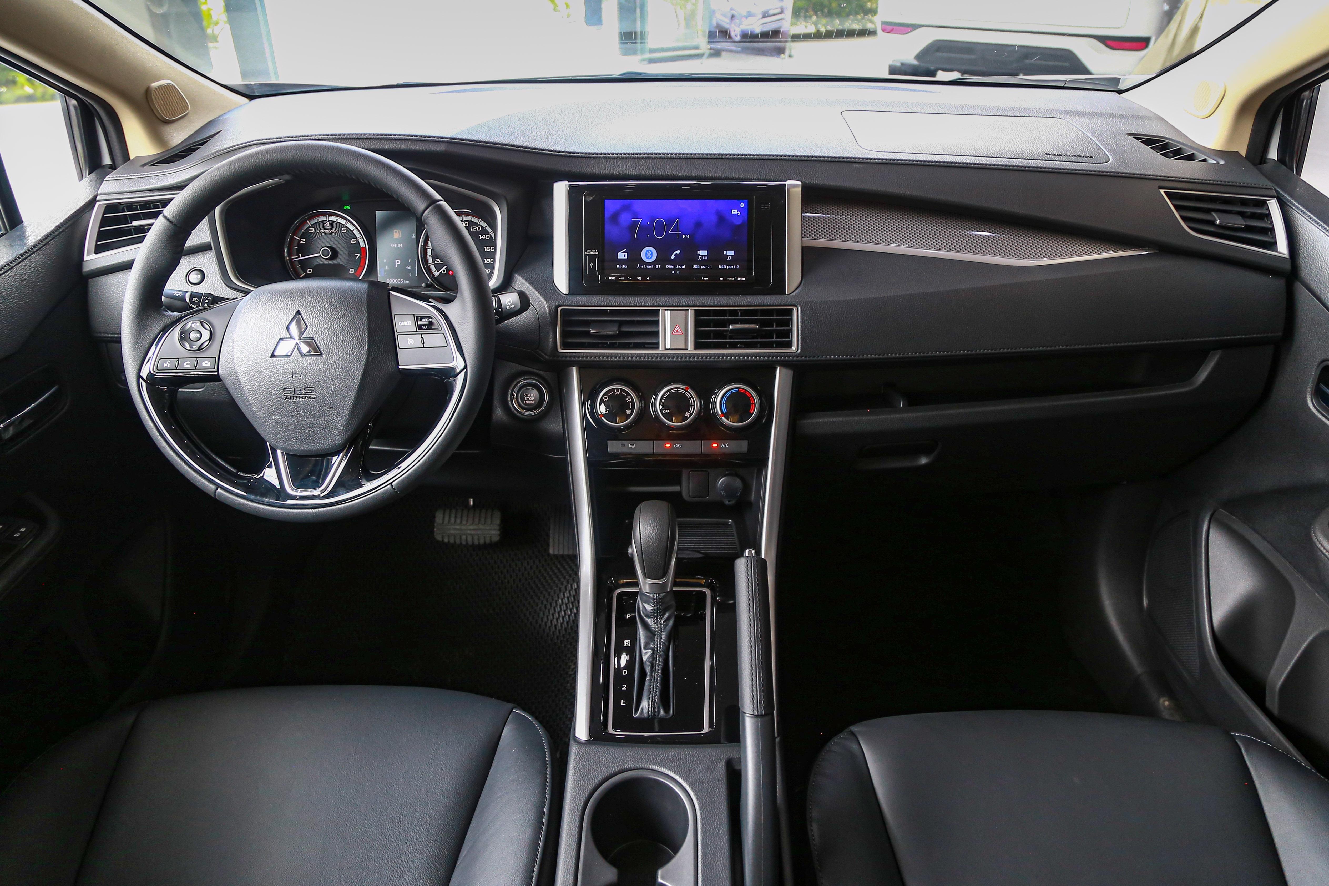 So sanh Mitsubishi Xpander hay Suzuki XL7 anh 8
