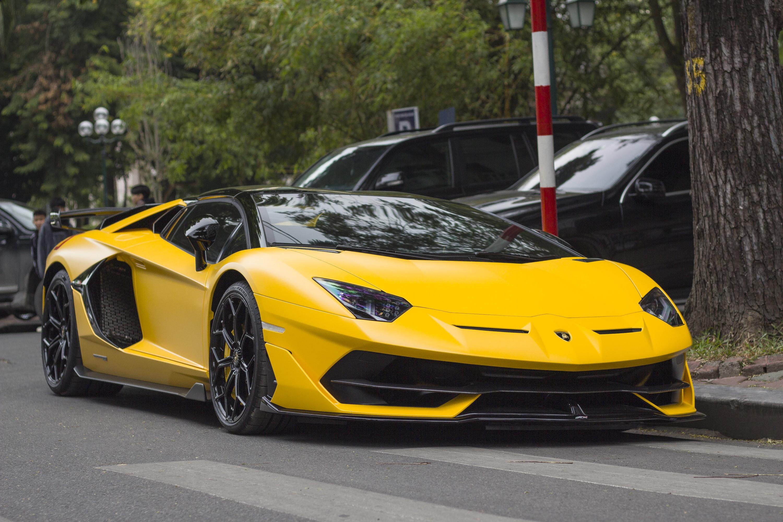 Lamborghini hang doc tai Viet Nam anh 1