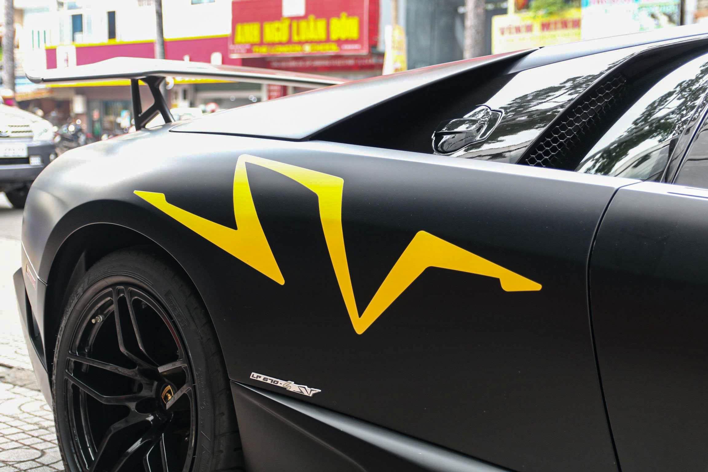 Lamborghini hang doc tai Viet Nam anh 4