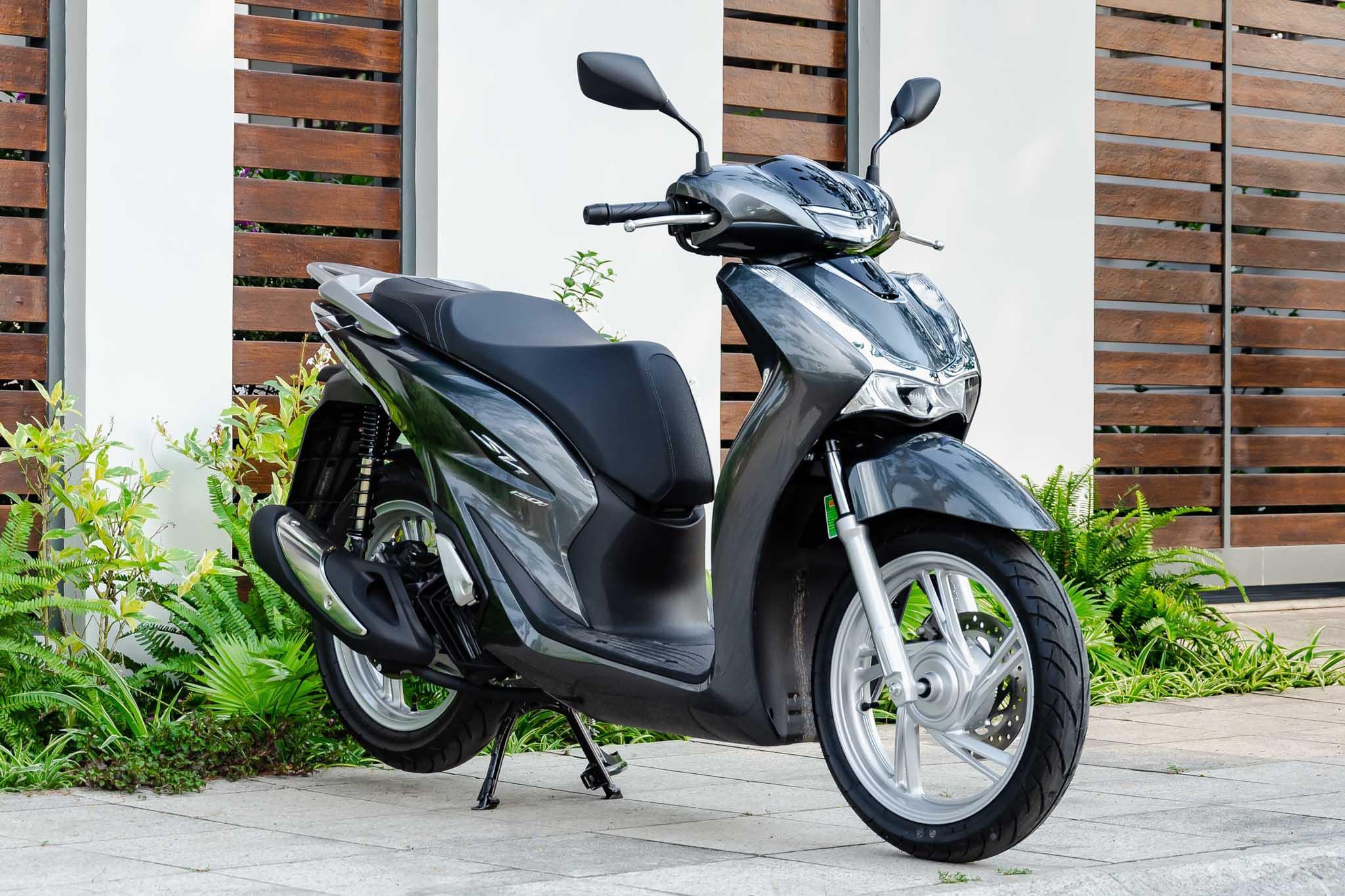 Honda SH e am tai Indonesia anh 2