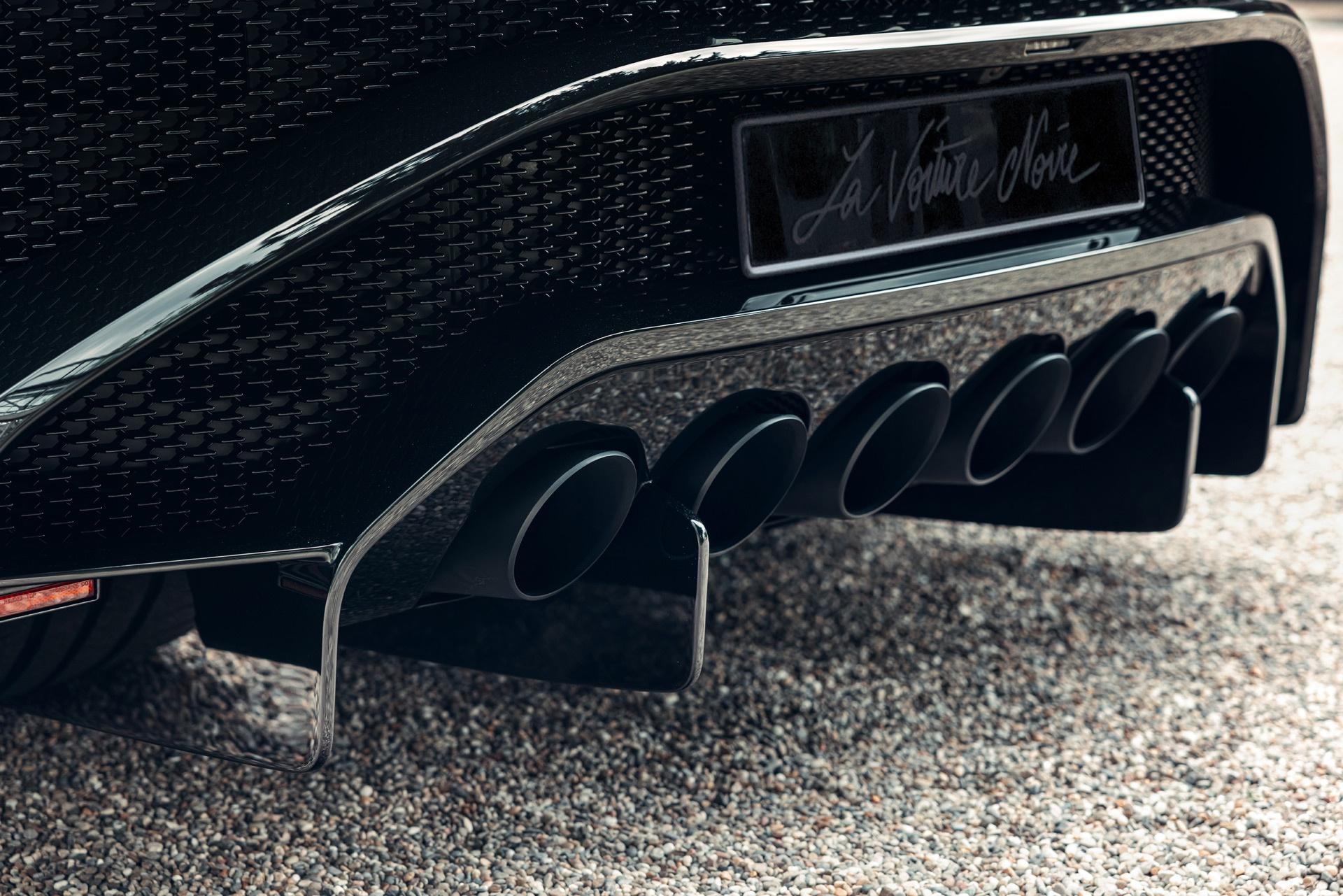 Bugatti La Voiture Noire duoc giao cho khach hang anh 7