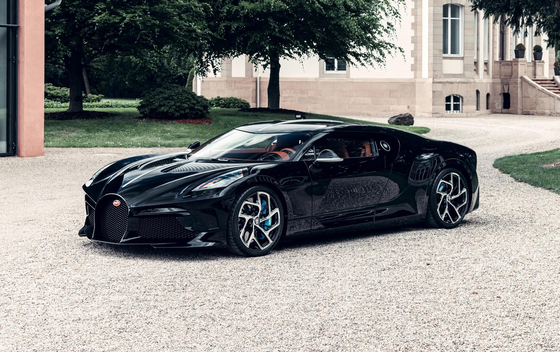 Bugatti La Voiture Noire duoc giao cho khach hang anh 1