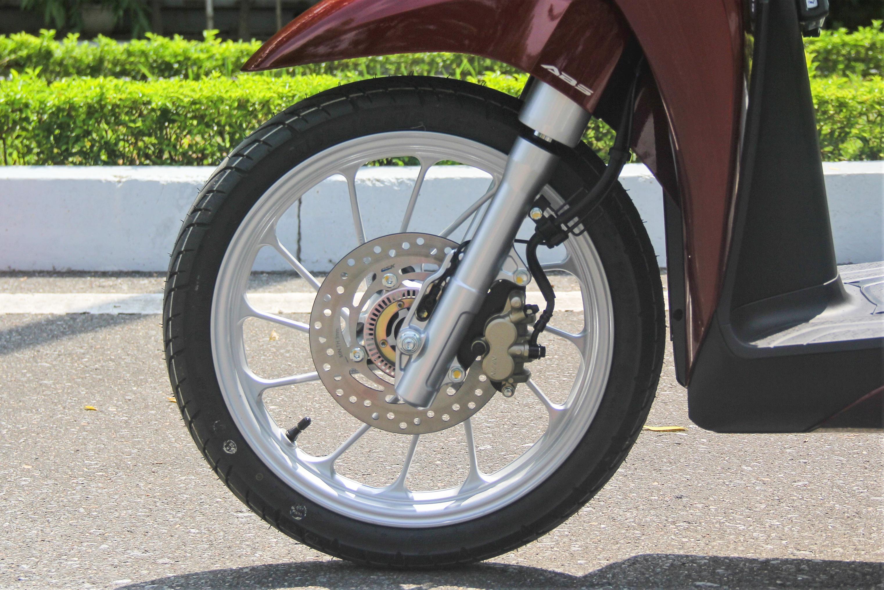 Gia lan banh tay ga 125 cc co phanh ABS anh 14