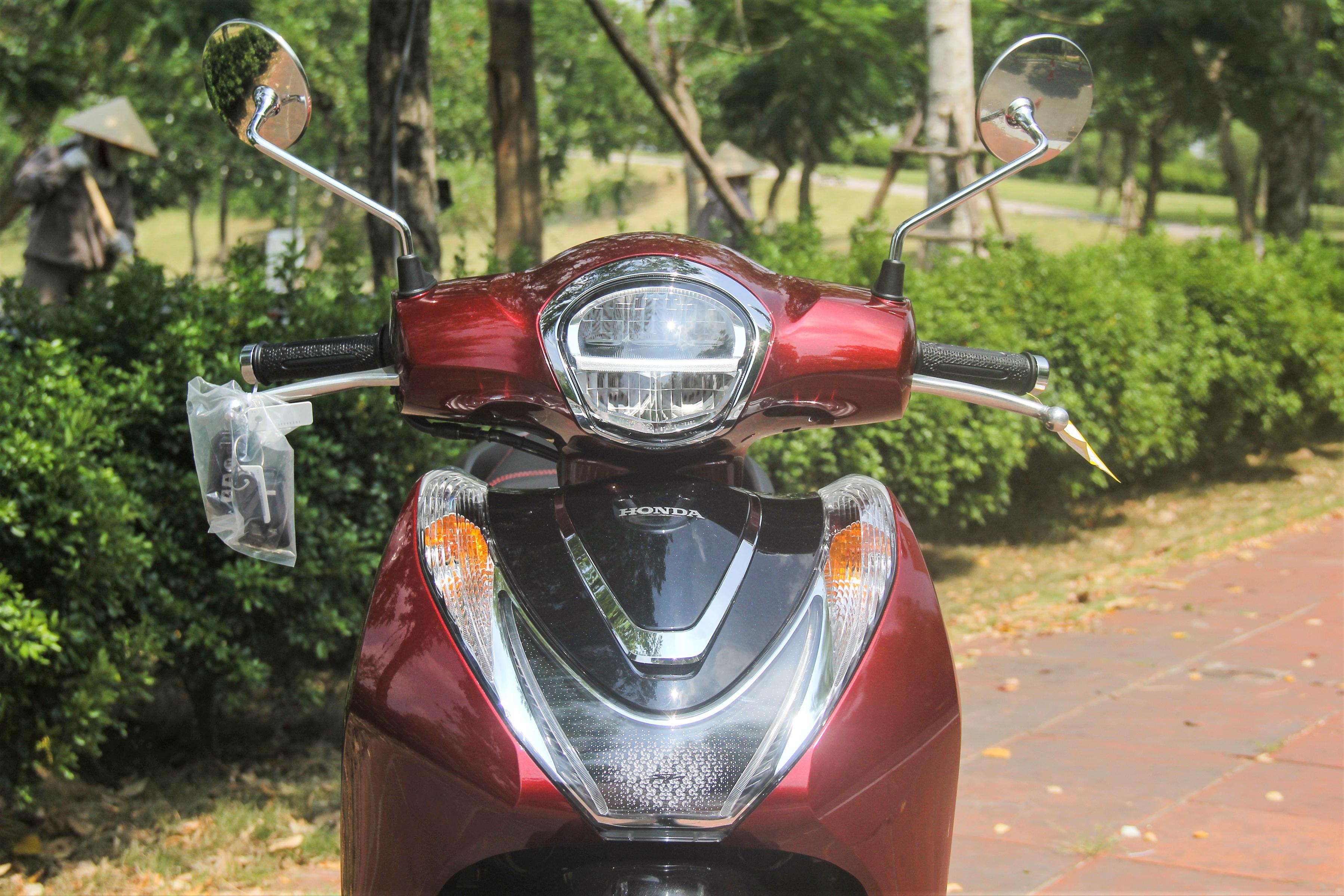 Gia lan banh tay ga 125 cc co phanh ABS anh 12