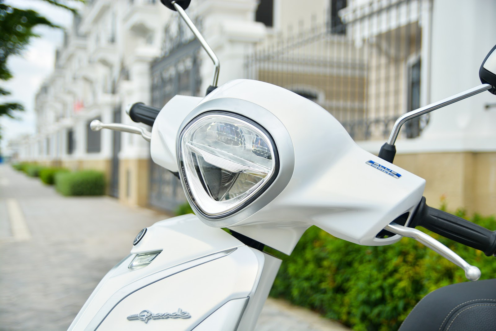 Gia lan banh tay ga 125 cc co phanh ABS anh 9