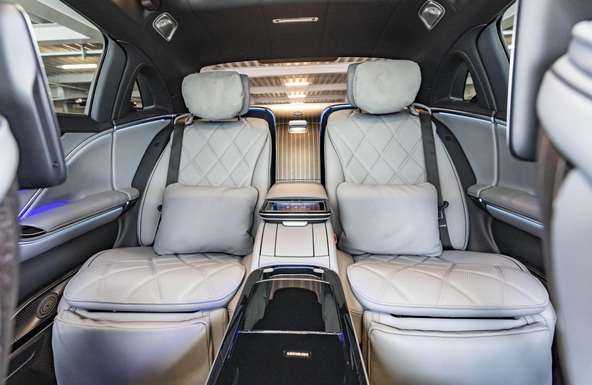 Mercedes-Maybach S-Class 2021 ra mat chau Au anh 7