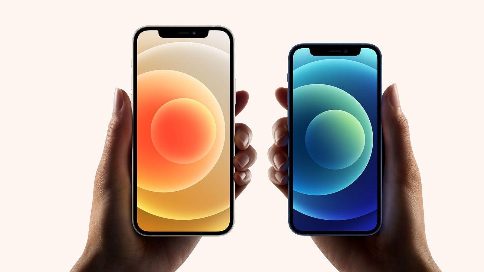apple ra mat iphone 12 anh 2