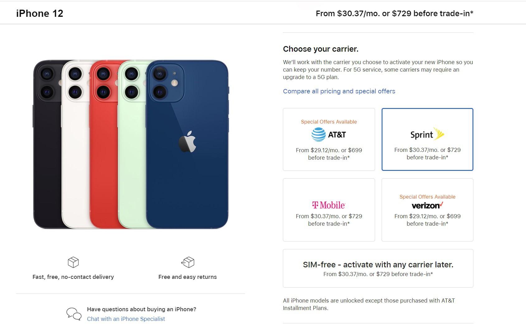 apple ra mat iphone 12 anh 4