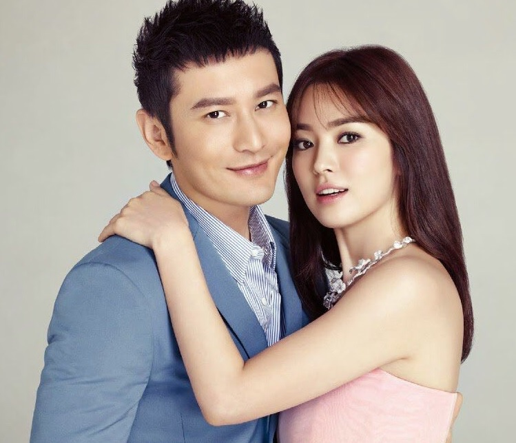 Song Hye Kyo, Huynh Hieu Minh, Angelababy, Song Joong Ki anh 4