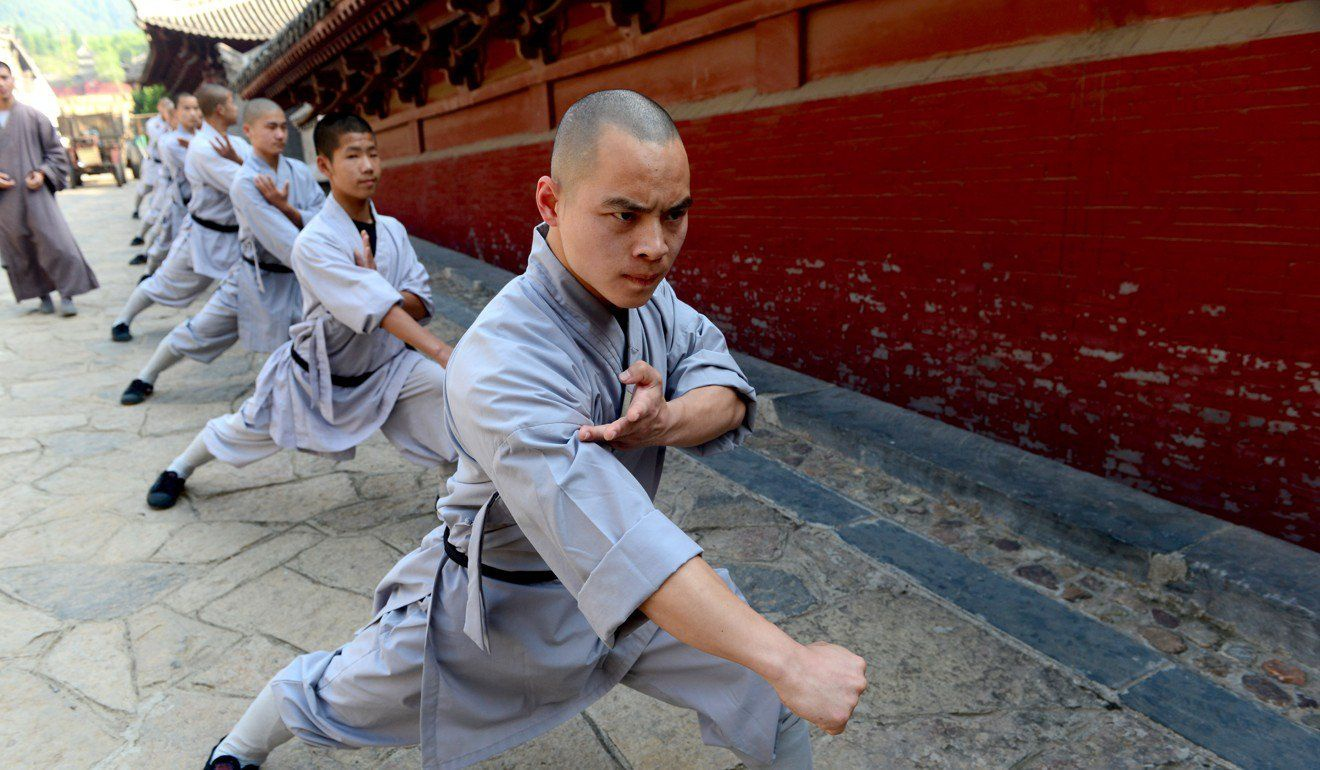hoc vo kung fu anh 1