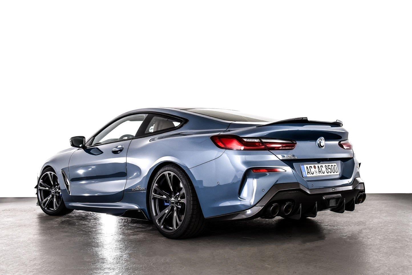 BMW 8-Series tang cong suat, 'lot xac' voi ban do moi hinh anh 5