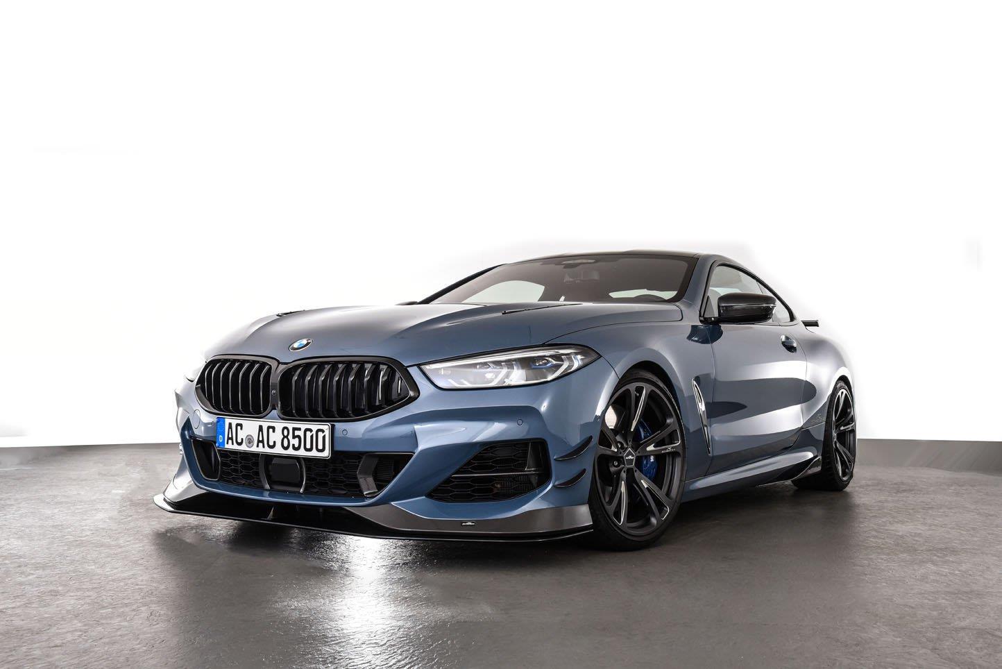 BMW 8-Series tang cong suat, 'lot xac' voi ban do moi hinh anh 9