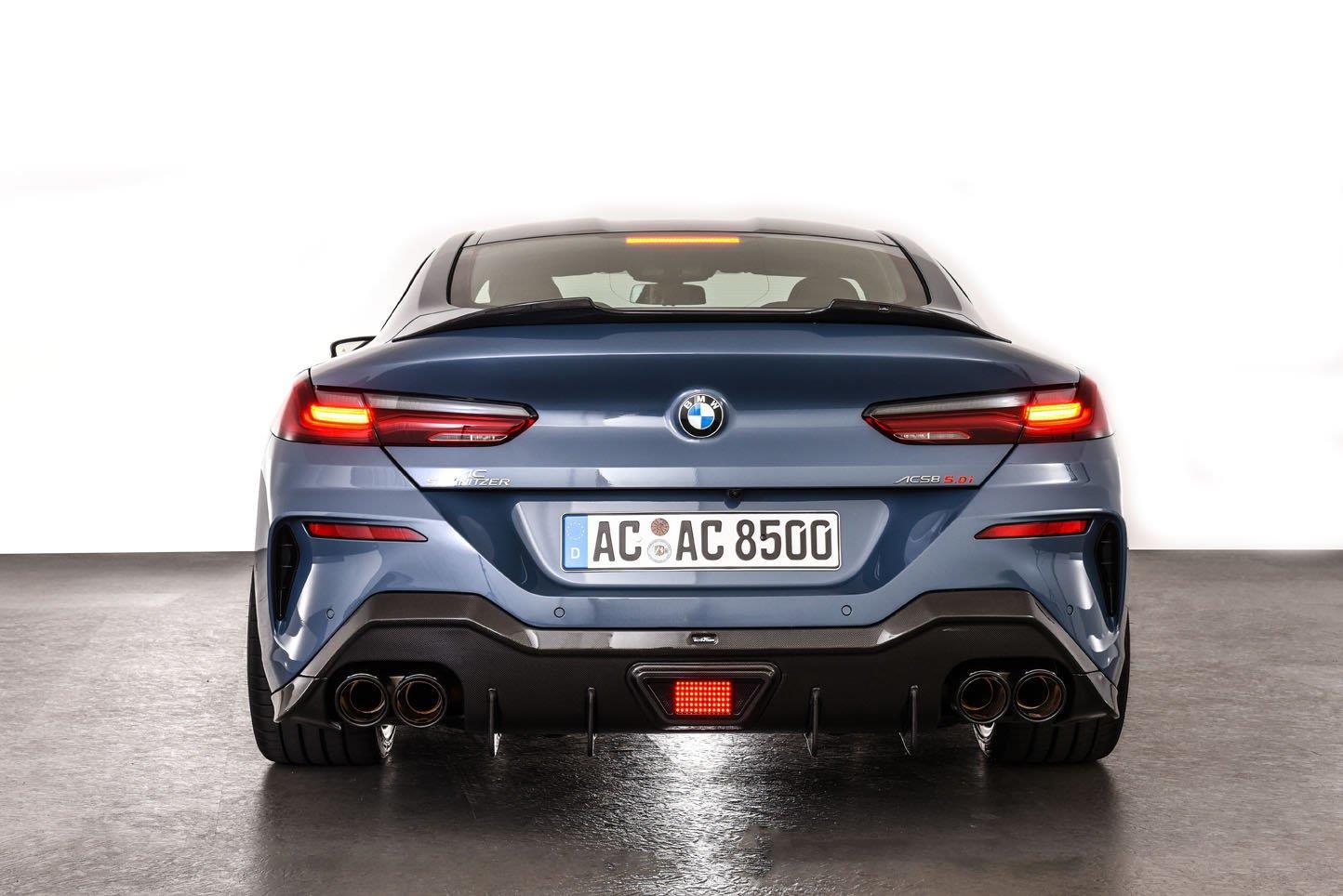 BMW 8-Series tang cong suat, 'lot xac' voi ban do moi hinh anh 6