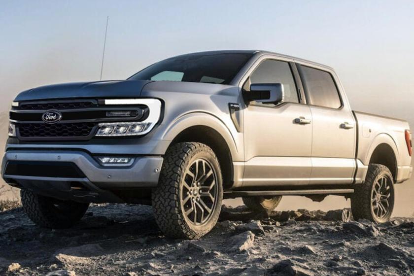 Ford cho ra mat ban tai nho hon Ranger, canh tranh Hyundai Santa Cruz anh 1