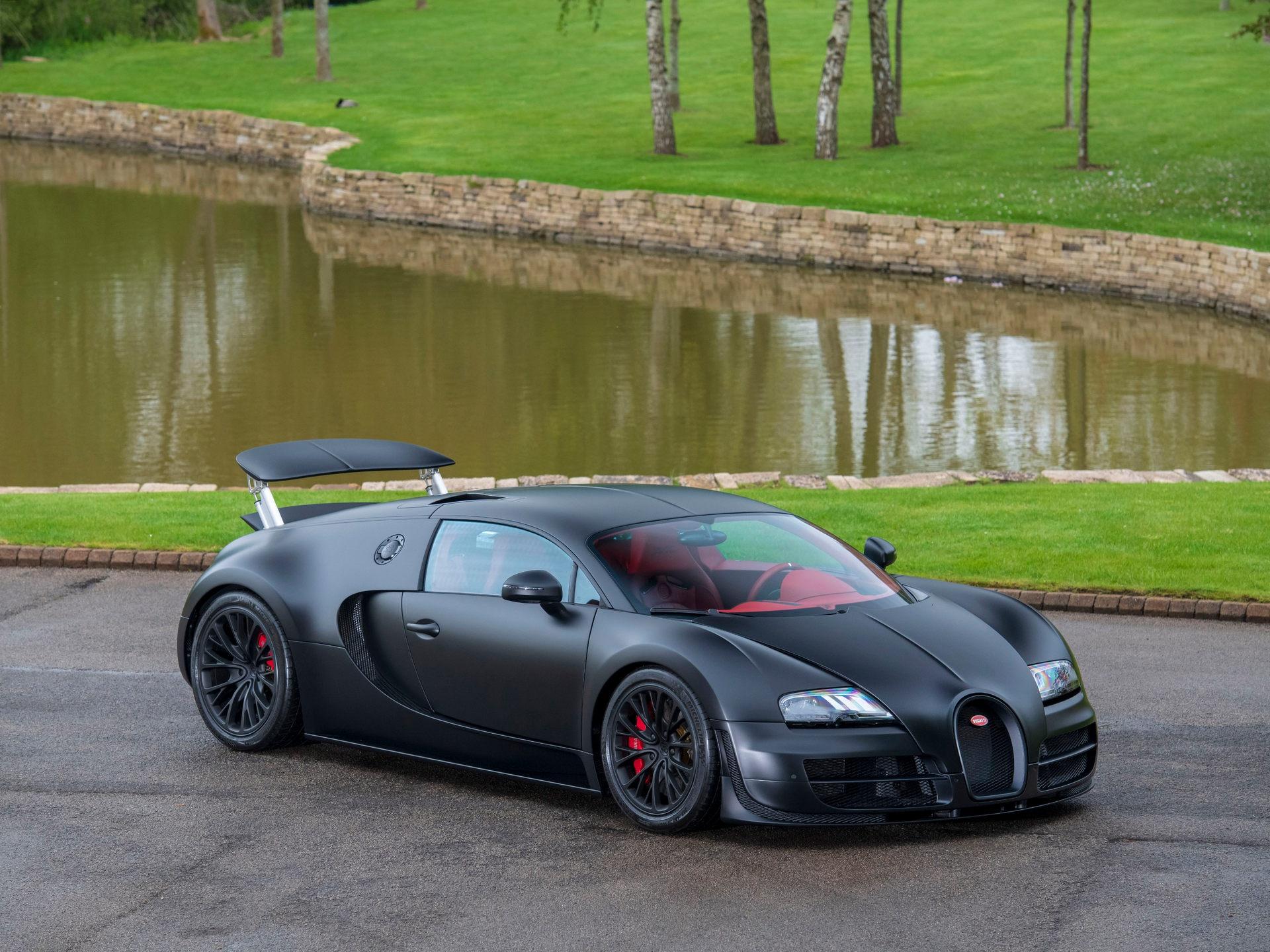Bugatti Veyron Super Sport cuoi cung duoc rao ban anh 1