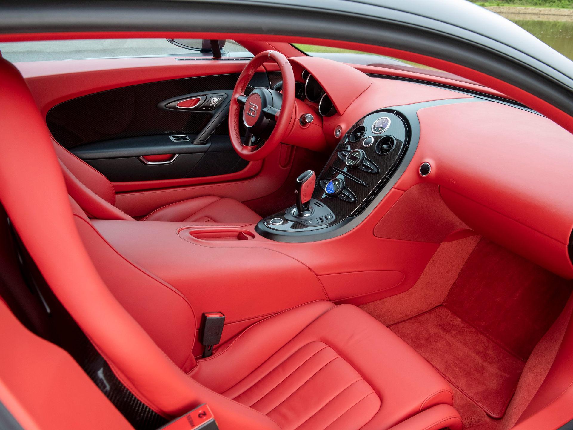 Bugatti Veyron Super Sport cuoi cung duoc rao ban anh 5