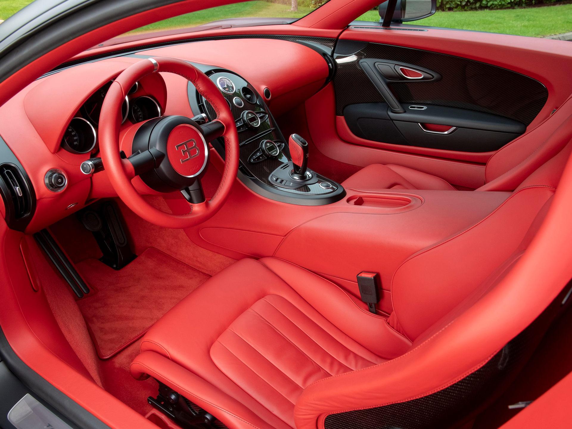 Bugatti Veyron Super Sport cuoi cung duoc rao ban anh 6