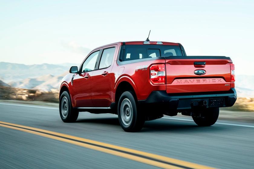So sanh Ford Maverick va Hyundai Santa Cruz anh 11